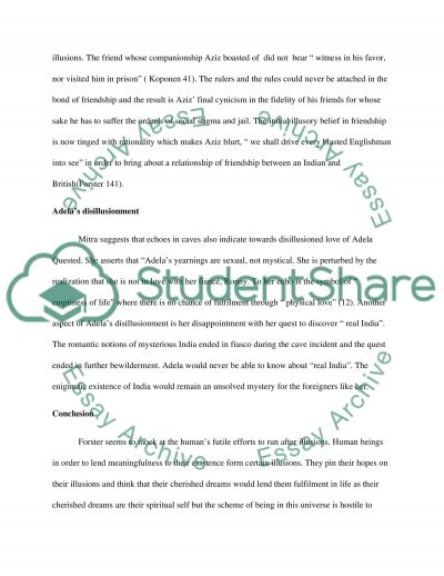 essays on a passage to india View and download passage to india essays examples also discover topics, titles, outlines, thesis statements, and conclusions for your passage to india essay.