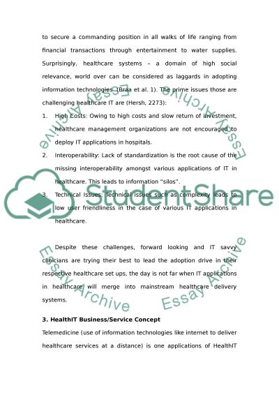 Cloud computing and IT management essay example