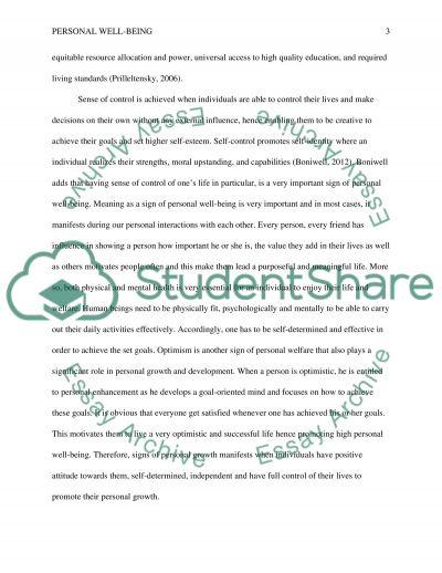 Individual Reflection Paper