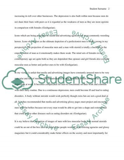 The Narrative Descriptive Essay essay example