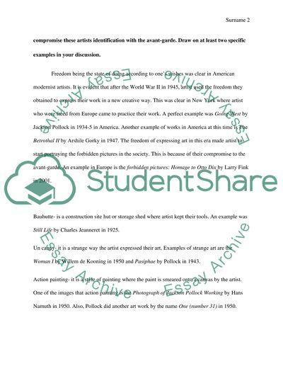 Short answer essay questions