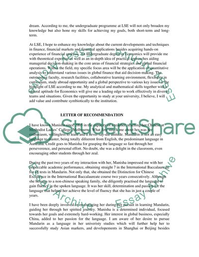 UK PERSONAL STATEMENT(4000 CHARACTERS), TEACHER REFERENCE