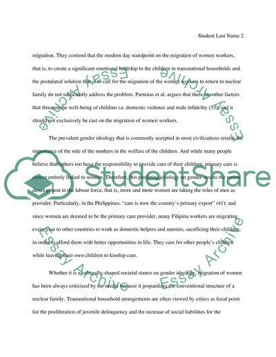 Reading discussion facilitation assignment