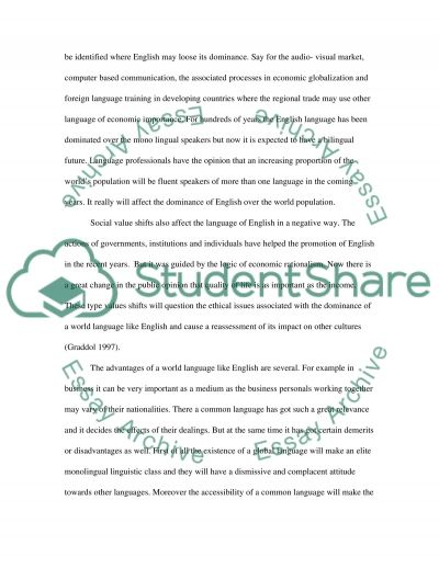 Hot Essay There Are A Number Of Problems Associated With The Rise Of English As A World  Language Identity Essay also Benefit Of Exercise Essay There Are A Number Of Problems Associated With The Rise Of English  Writing Good Essay