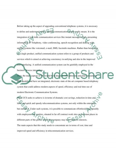 TMAN Term Paper essay example