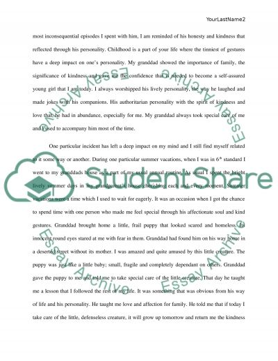 the most significant moment of life essay example topics and  the most significant moment of life essay example