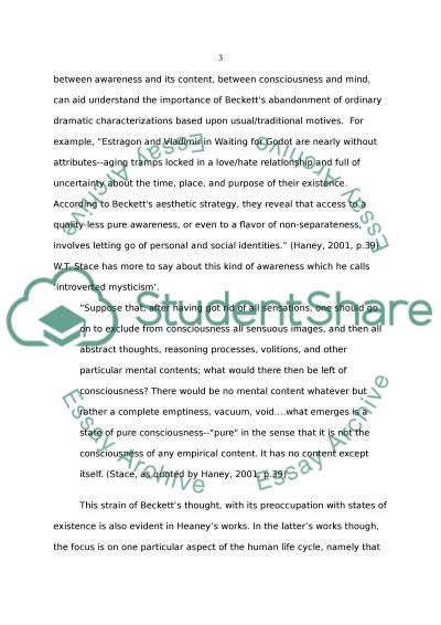 essay waiting for godot Download a waiting for godot essay example thepaperguide offers many topics: essay on friendship in the novel or essay about existentialism and more.