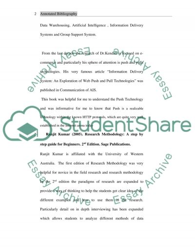 Peer to Peer Push Technology for Content Delivery Systems Annotated Bibliography example