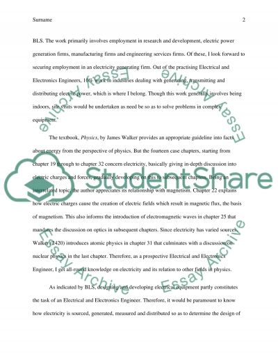 Describe the relivance of the material covered in chapter 19_32 to your current career ambitions.Begin the assignment describing essay example