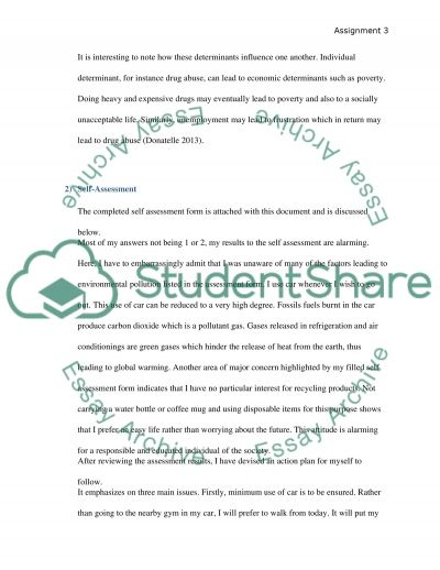 Assignment6 essay example