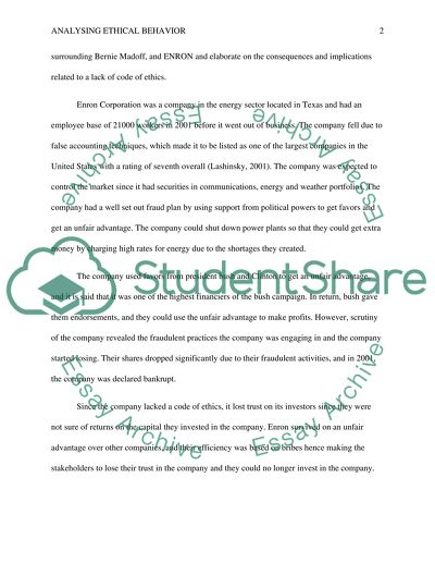 Emphasizing ethical leadership practices essay