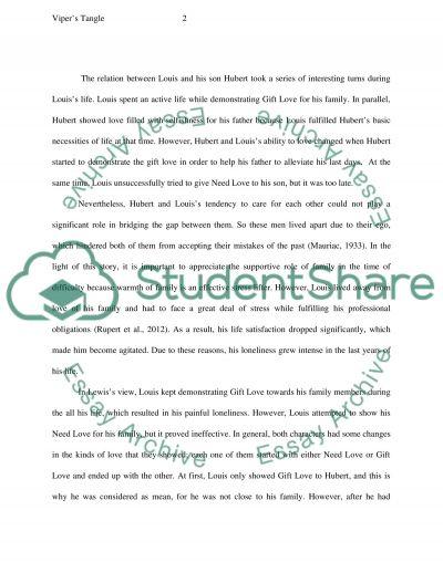 None essay example