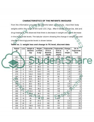 Mathematics A: Statistics Coursework Assignment essay example