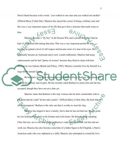 D&a-final paper essay example