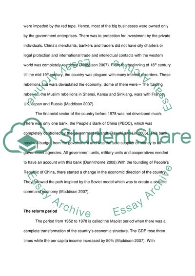 essay the development of the soviet economic system an with economic  chinese economic systems before and after th century essay chinese economic  systems before and after th examples of good essays in english also thesis in essay general paper essay