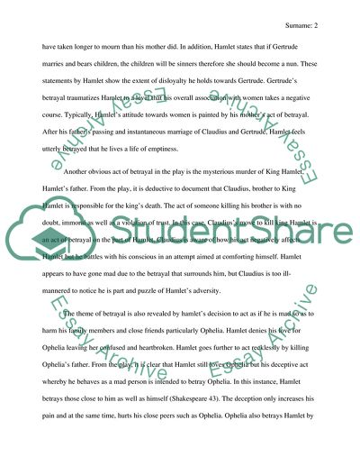 Thesis Statements for Hamlet Documents in addition to Composition Topics