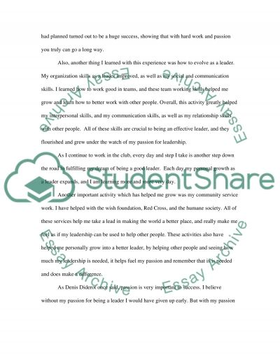 English Writing Essay essay example