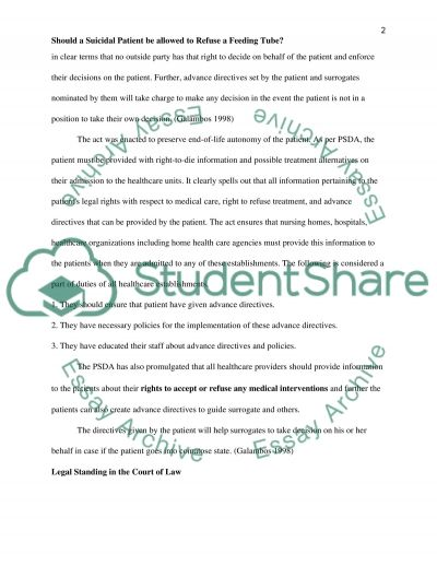 law of life essay examples
