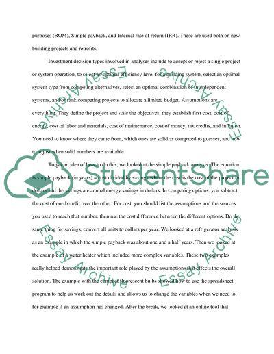 Environmental Studies Class Journal