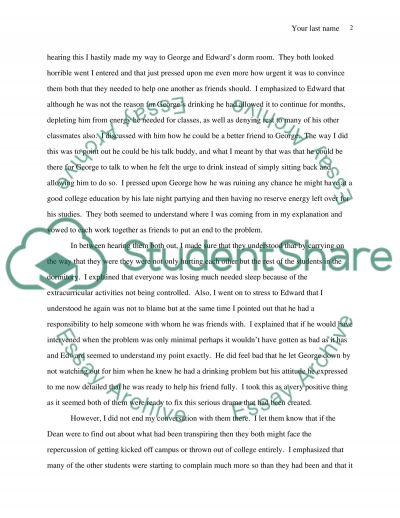 The Repercussions of Substance Abuse in College essay example
