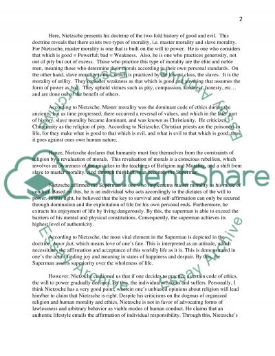 INTRODUCTION TO WESTERN PHILOSOPHY essay example