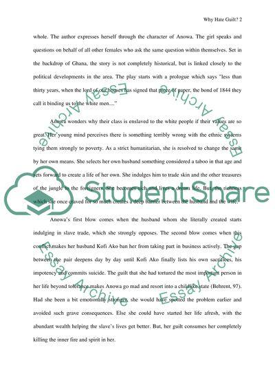 tree story essay