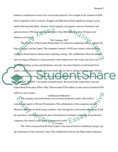 Case study Example | Topics and Well Written Essays - 1000 words - 28