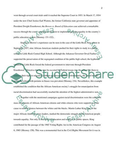 History essay #14