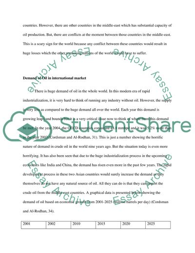 Commodity Essay Example   Topics and Well Written Essays - 750 words