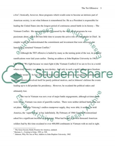 tet offensive essay topics