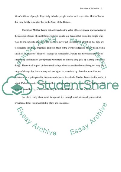 SAT promt essay