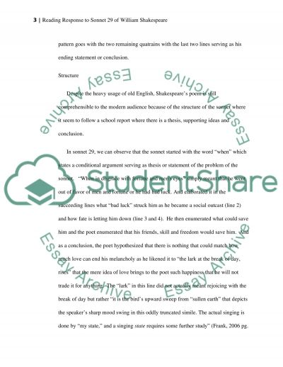 reader response essay example argumentative essay sample  reading response to a poem essay example examples of reader response essays reader response essay