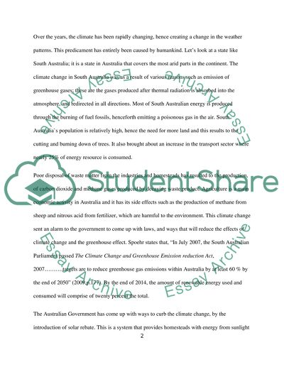 English Essay Examples The Implementation Of Climate Change And Greenhouse Emission Policy Fifth Business Essays also Sample Essay For High School Students The Implementation Of Climate Change And Greenhouse Emission Policy  How To Learn English Essay