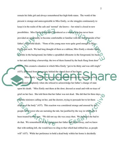 Comparison and contrast on short story using literary element
