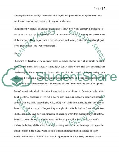 Assignment: Understanding the Concepts Research Paper example