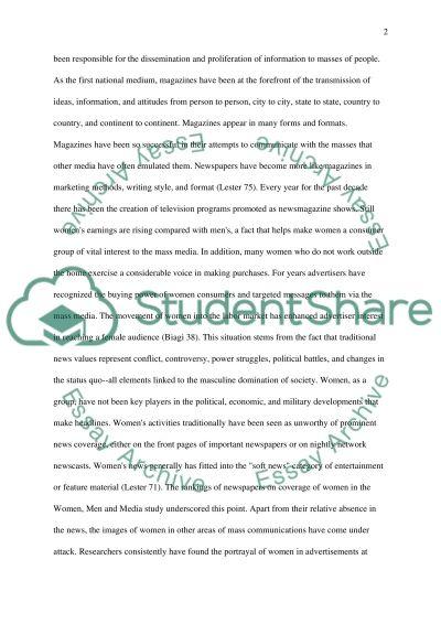 Australian Media Essay essay example