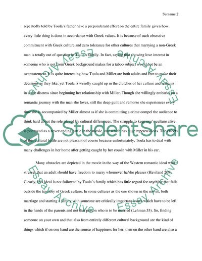 Good High School Essay Examples B First Rent View And Enjoy The Film My Big Fat How To Write A Thesis For A Persuasive Essay also How To Write A Proposal Essay Outline B First Rent View And Enjoy The Film My Big Fat Greek Wedding Essay Pmr English Essay