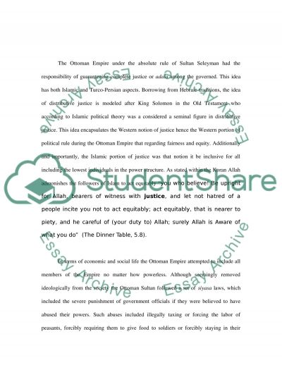 Contemporary Middle East History essay example