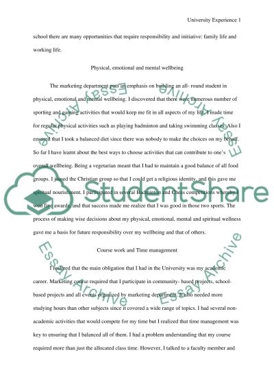 Introduction to Personal and Preofessional Practice essay example