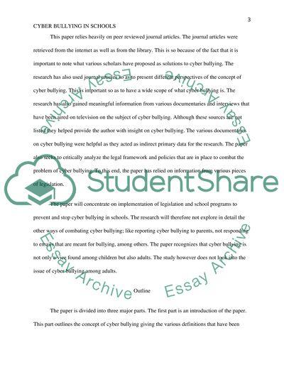 parts of a term paper format