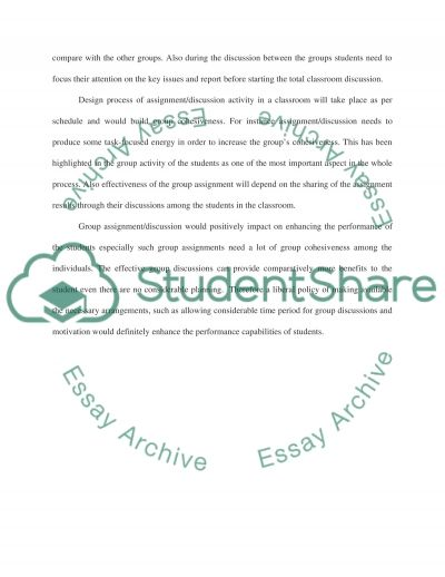 Greatest Designs by Groupism essay example