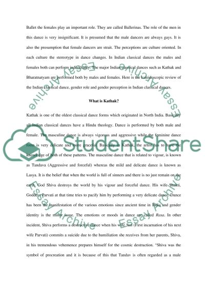 dance and identity essay example topics and well written essays  dance and identity essay example