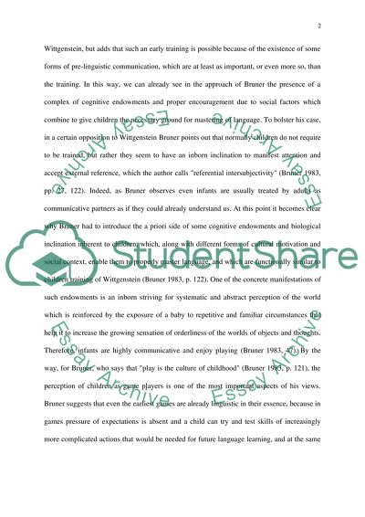 High School Reflective Essay Examples Cognitive Development Essay About Healthy Eating also Example Of A Thesis Statement For An Essay Cognitive Development Essay Example  Topics And Well Written Essays  What Is A Thesis For An Essay