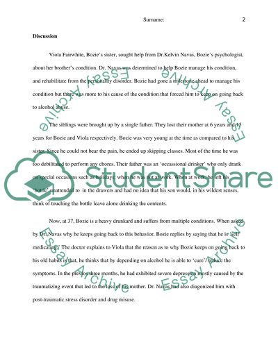Abnormal psychology extended essay topics free essays on measure 30