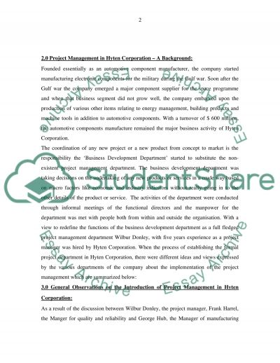 implementation essay Corporate life cycle and strategic implementation business and marketing essay.