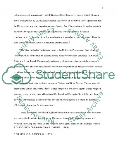 Marketing service essay example
