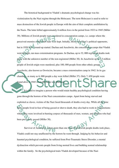 Cause and effect flood essay
