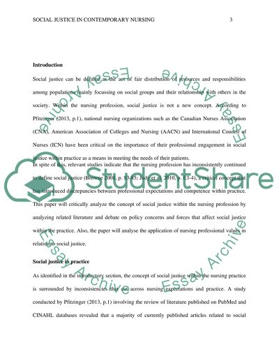 What is justice essay
