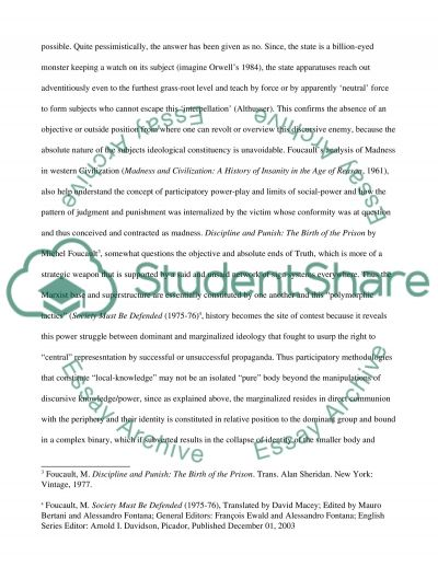 International Urben Policy Essay essay example