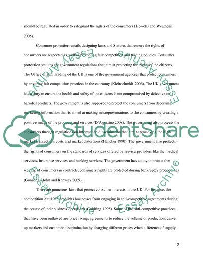 Controversial History Essay Topics Consumer Protection Essay On Rainy Season also My Country Essay Consumer Protection Essay Example  Topics And Well Written Essays  Essay On Sculpture